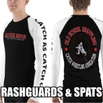 Rashguards and Spats